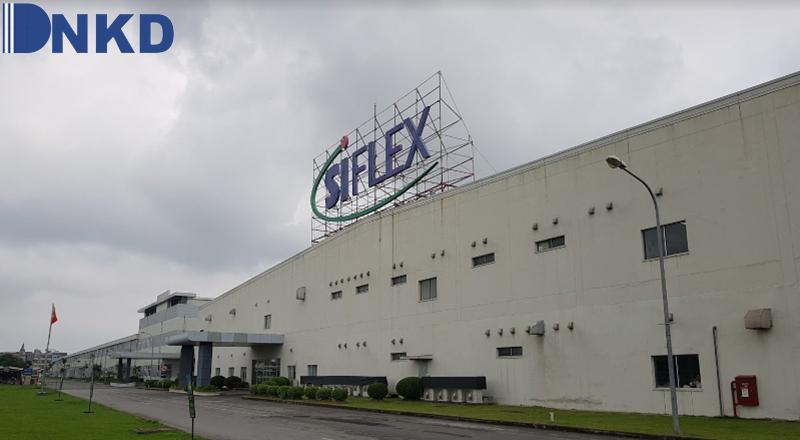 bàn giao máy bơm dooch tại SI Flex Bắc Giang