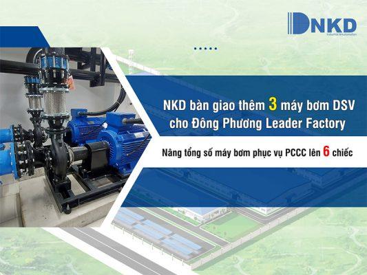 Công ty TNHH Đông Phương - Khách hàng chiến lược lâu năm của NKD